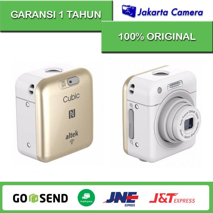 harga Altek cubic wireless kamera - 13 mp - gold Tokopedia.com