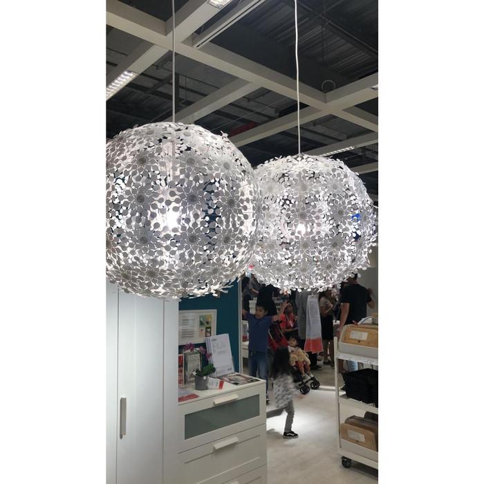 Lampu Hiasan Ruang Tamu Ikea