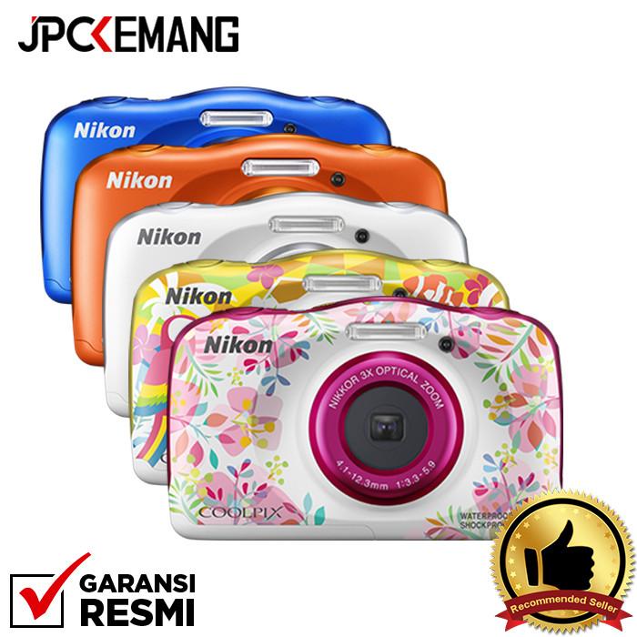 Foto Produk Nikon Coolpix W150 Waterproof Digital Camera GARANSI RESMI dari JPCKemang