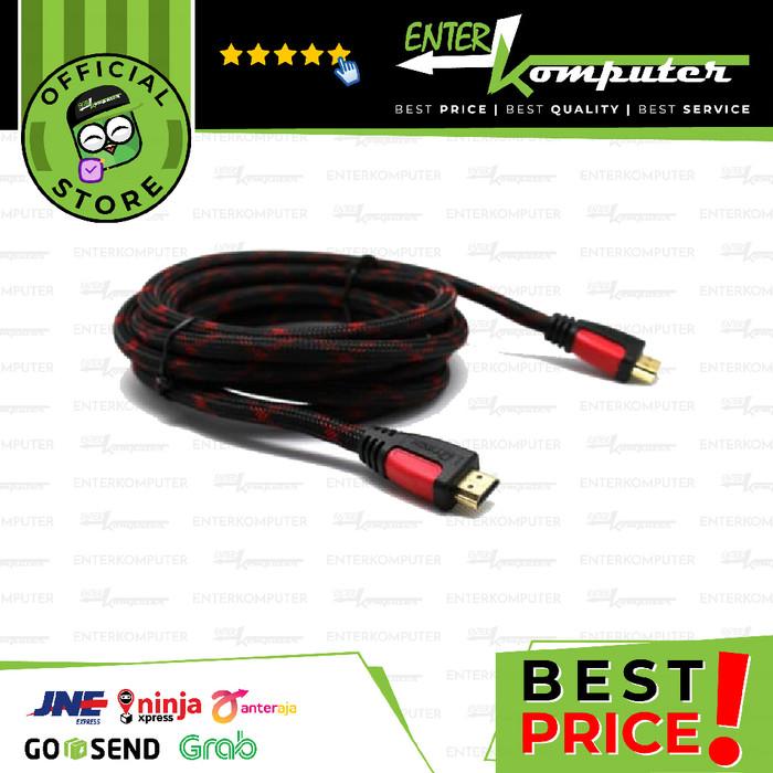 Foto Produk Kabel HDMI To HDMI 10 Meter dari Enter Komputer Official