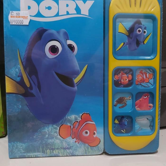 Jual Buku Bbw Finding Dory Disney Sound Book Buku Anak Kota Bandung Bunny Store 88 Tokopedia