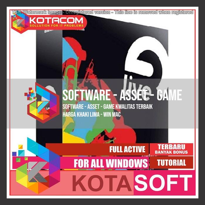 Jual Ableton Live 10 Crack & License Key Full Version Windows - Kota  Surabaya - Kota Software | Tokopedia