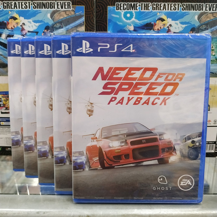 Jual Need for Speed Payback PS4 - Jakarta Pusat - Ultimated Games |  Tokopedia