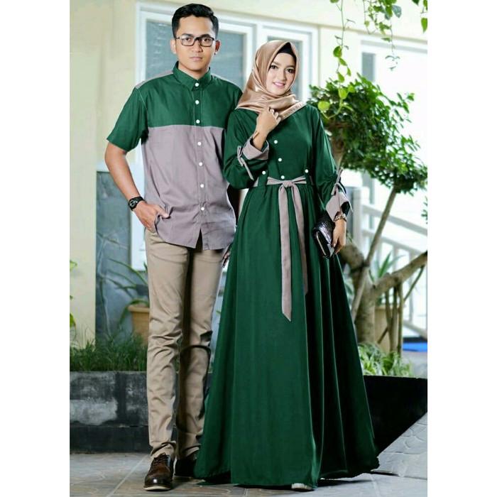 Jual Baju Couple Muslim Setelan Couple Paramita Balo Couple Pesta Konda Dki Jakarta Ms Laurencia Tokopedia
