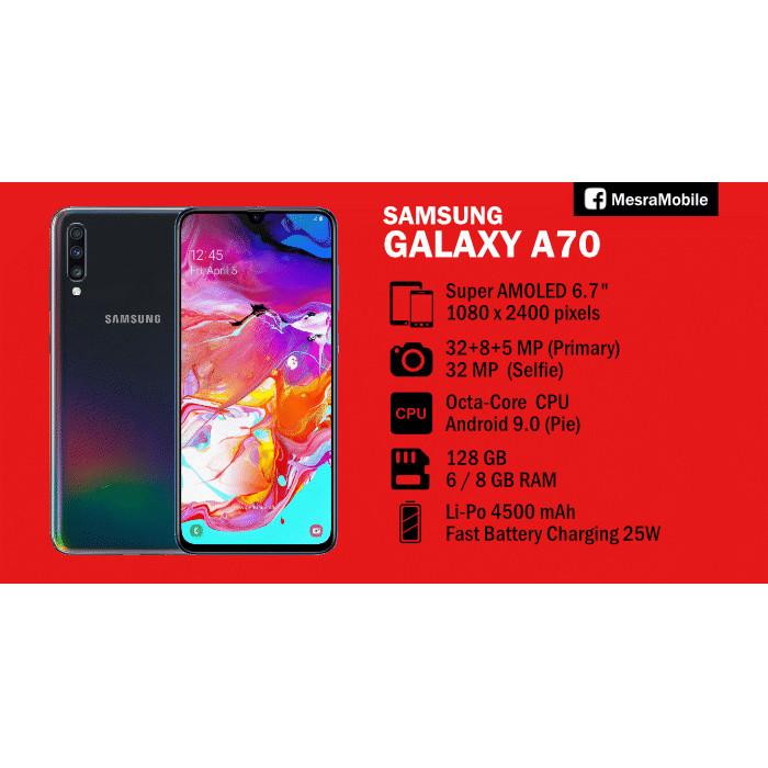Foto Produk Samsung Galaxy A70 dari Bintang_cell222
