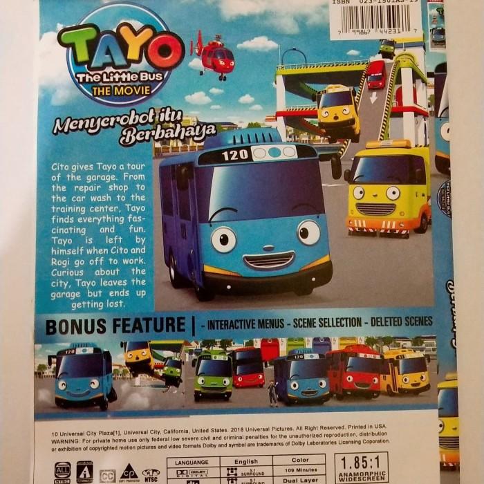 Download 85  Gambar Animasi Kartun Tayo HD Paling Keren