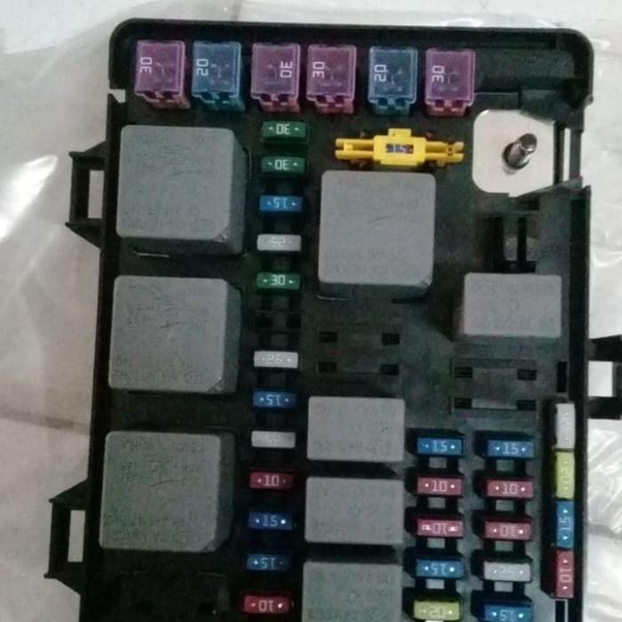 Fuse Box Portable