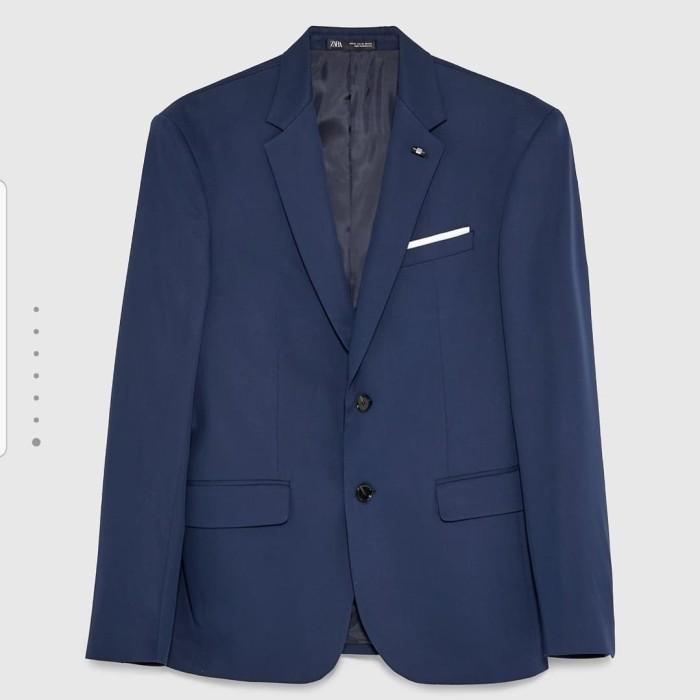 Verbazingwekkend Jual Jas Suit Casual Zara Man Original Not HNM Louis Vuitton LC-49