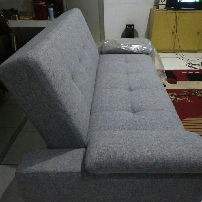 Strange Jual Sofabed Murah Sofa Bed Santai Harga Pabrik Putih Kota Tangerang Grahazara Tokopedia Spiritservingveterans Wood Chair Design Ideas Spiritservingveteransorg