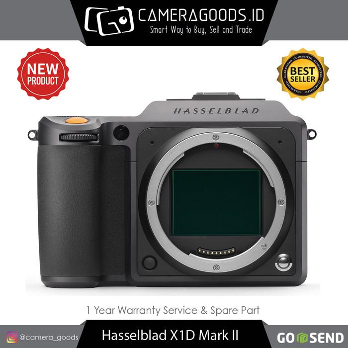 Jual Hasselblad X1D II 50C Medium Format Mirrorless Camera - DKI Jakarta -  Camera Goods STC   Tokopedia