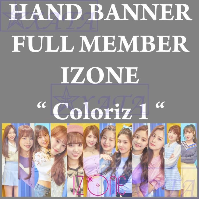 Izone Member