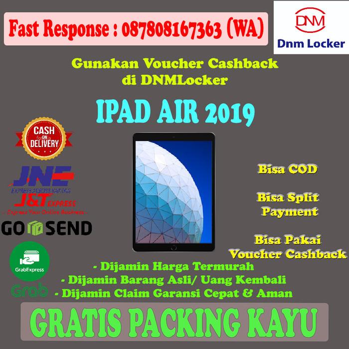 harga Apple ipad air 3 2019 10.5 inch 64gb wifi only bnib Tokopedia.com