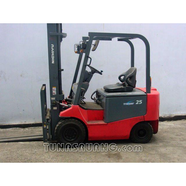 Jual Forklift Battery Nichiyu 2 5 Ton Bekas Jakarta Utara Mr Ap Shop Tokopedia