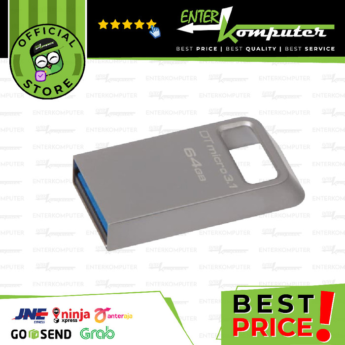 Kingston 64GB USB 3.1 Type C - DTMC3/64G