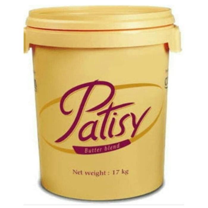 Foto Produk butter blend corman patisy 1kg repack dari fey's baking club
