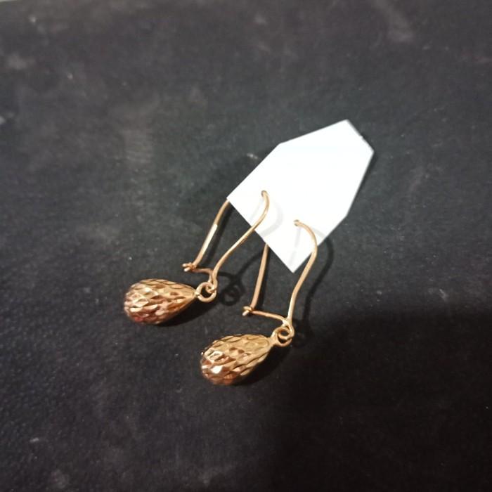 Foto Produk Anting Emas Muda Anting Gantung Anting Simple Anting Korea Anting Unik dari Galeri Emas Asli