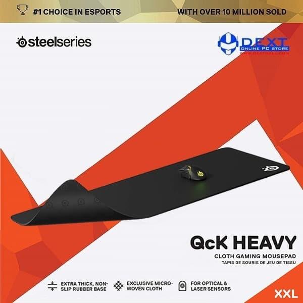 Foto Produk SteelSeries Qck Heavy XXL dari DextMall