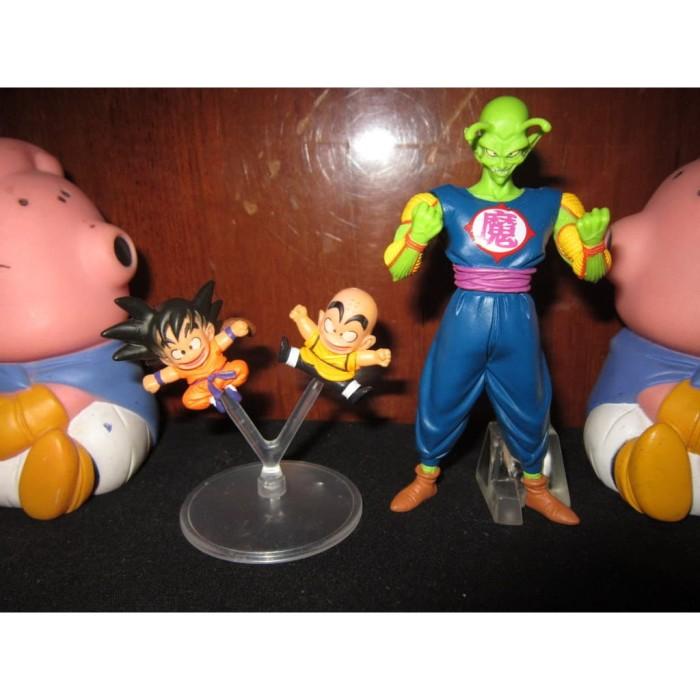 3 ~Free Lanyard~ Dragon Ball Collection Gokou Goku Soft Vinyl Figure Vol