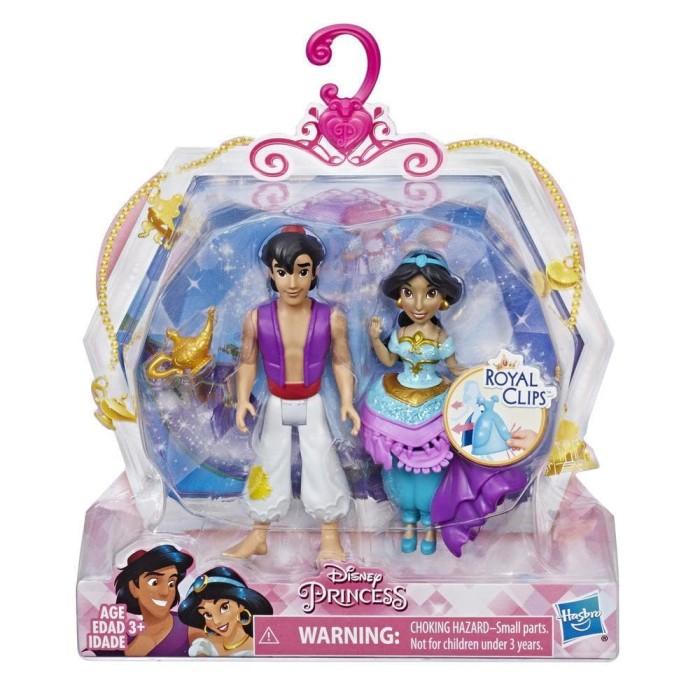 Disney Princess Jasmine Fashion Doll With Enchanted Evening Styles