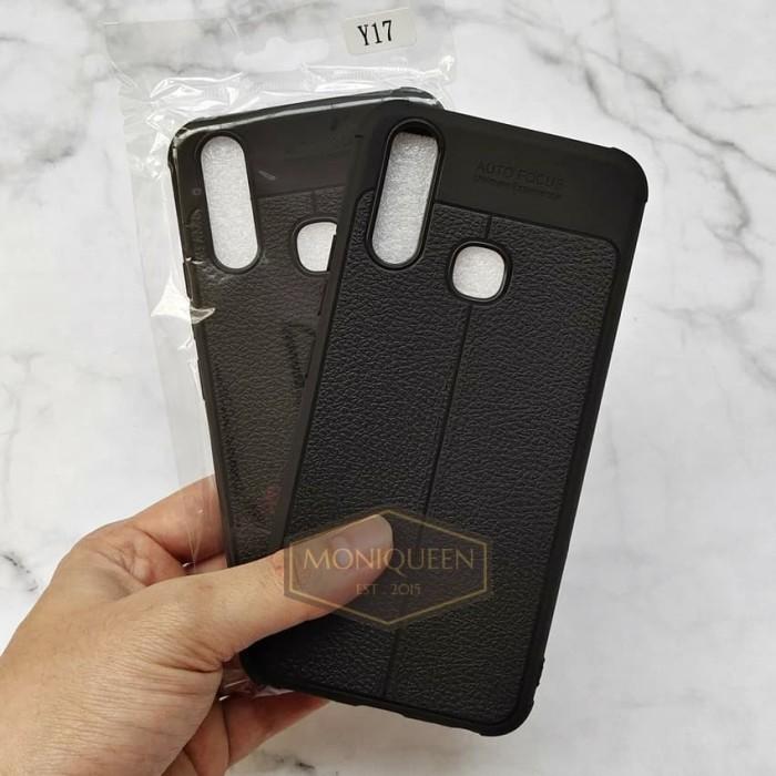 Foto Produk Vivo Y17 Y15 Y12 Auto focus Case Leather Case Autofocus Case Softcase dari MoniQueenShop