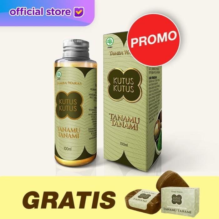 Foto Produk Minyak Tanamu Tanami Herbal Organic - 100ml dari Kutus Kutus Officials