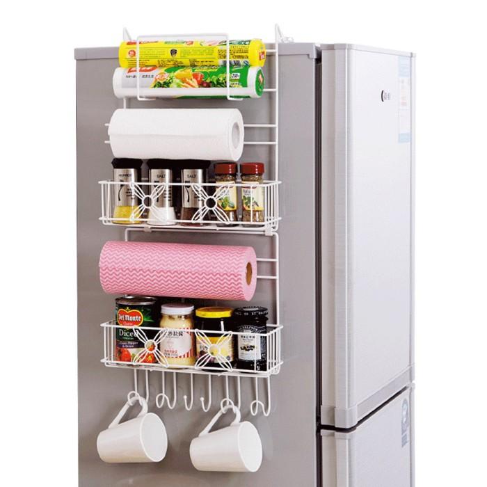 Jual Terlaris Over Door Freezer Storage Rack Kitchen Pantry Spice Jakarta Utara Nordstrom Store Tokopedia