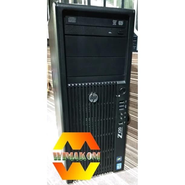 Jual Hot Sale Server HP Z420 Xeon E5-1603 RAM 32Gb DDR3 500gb VGA NVS Secon  - DKI Jakarta - Wimakom | Tokopedia