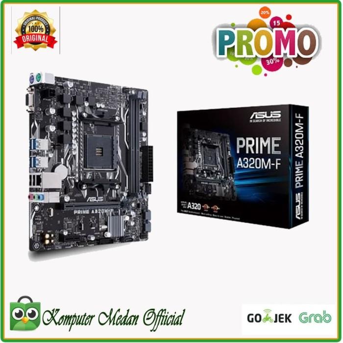 harga Motherboard asus a320m-f (am4 ddr4) Tokopedia.com
