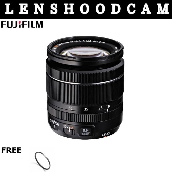 harga Lensa fujifilm xf 18-55mm f/2.8-4r Tokopedia.com