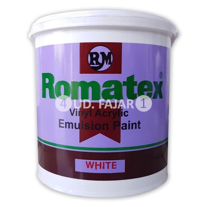 harga Romatex 5kg - cat tembok Tokopedia.com