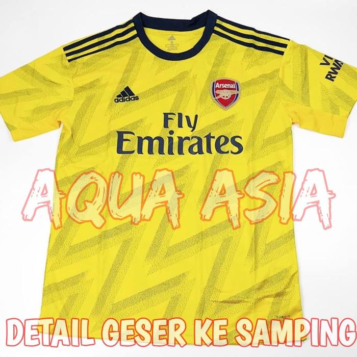 sale retailer dc1d0 40824 Jual JERSEY BAJU ARSENAL AWAY 2019 2020 GRADE ORI - DKI Jakarta - AQUA ASIA  | Tokopedia