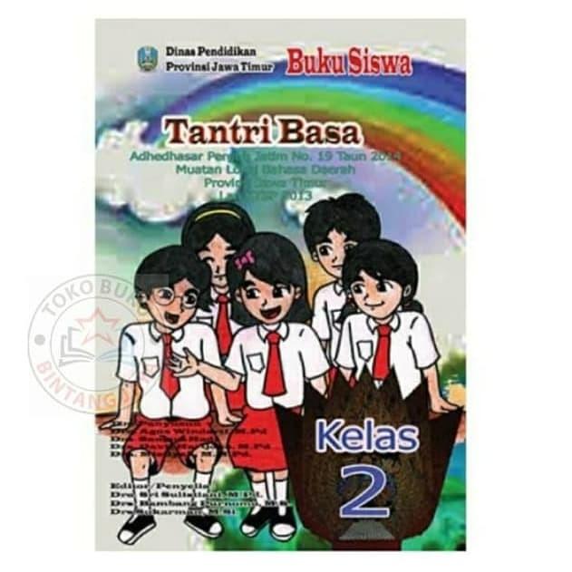 Jual Buku Bahasa Jawa Tantri Basa Sd Kelas 2 Kab Sidoarjo Buku Murah Sedati Tokopedia