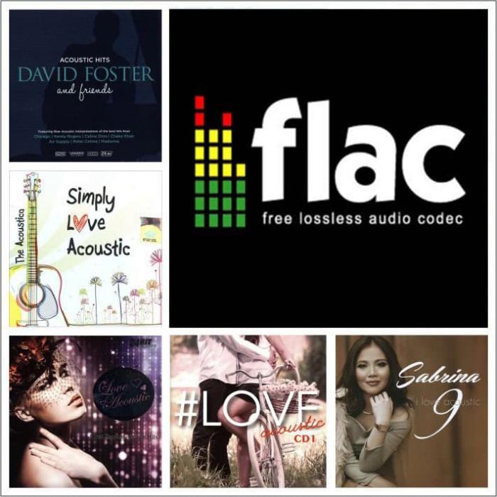 Jual Best Female Acoustic Format Flac & FDD Sandisk 16GB - Musik - Kota  Bandung - Audiophile's Music   Tokopedia
