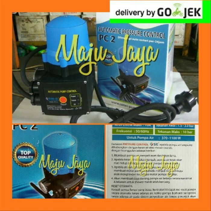 Jual Otomatis Pompa Air Semi Jet Pump Booster San Ei Pressure Switch Home A Kab Cilacap Meliaputri137 Tokopedia