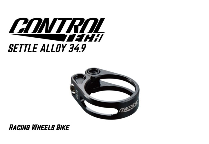 34.9mm CONTROLTECH Settle Alloy Seatpost Clamp