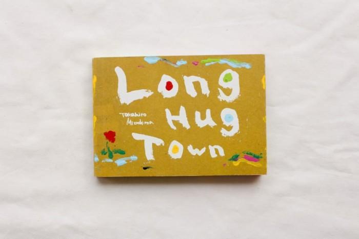 Foto Produk Takahiro Mizushima Long Hug Town Buku Foto Photobook dari Unobtainium