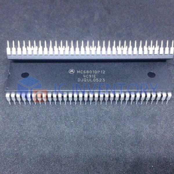 5pcs MC68010P12 IC DIP-64