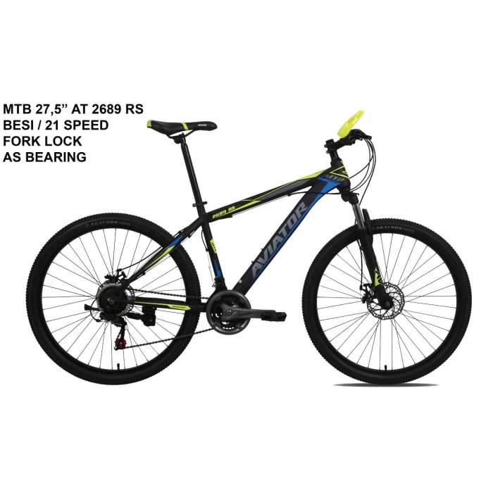 harga Sepeda gunung/mtb 27.5 aviator 2689 terbaru Tokopedia.com