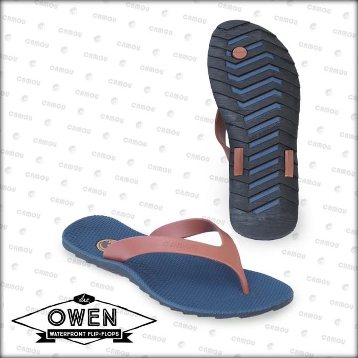Foto Produk [Official] Sandal Camou Pria OWEN Oxford - Oxford, 39 dari Camou Sandal