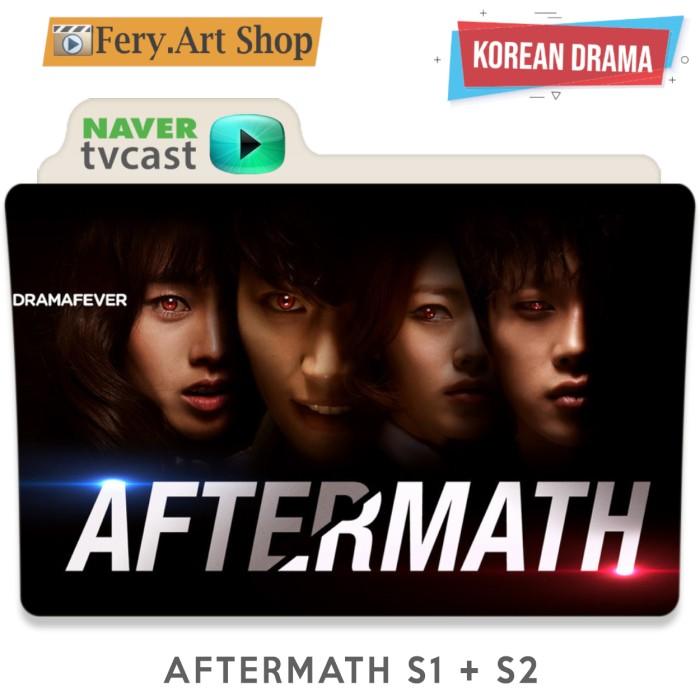 Jual DVD Drama Serial - Aftermath - Kab  Banyuwangi - Fery-Shop | Tokopedia