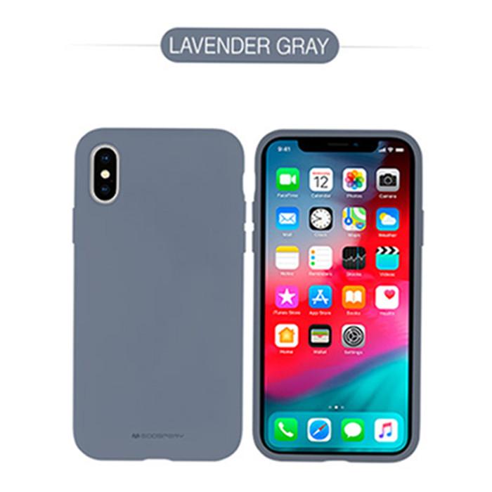 harga Goospery samsung galaxy s10e & s10 lite mercury silicon case g970 - lavender gray Tokopedia.com