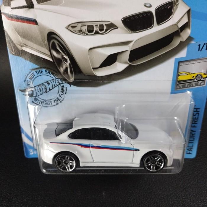 Jual Hotwheels 2016 BMW M2 White - Hot Wheels Factory Fresh - Kota Bekasi -  ArtfanDesign | Tokopedia