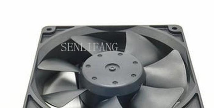 1pcs NMB 4715KL-04W-B39 Fan 12038 12V 0.72A 12CM