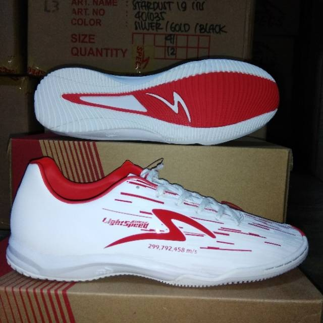 Jual Sepatu Futsal Specs Accelerator Lightspeed Light Speed Reborn