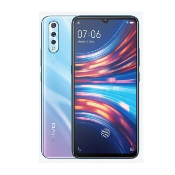 harga VIVO S1 Smartphone [128GB/ 4GB] - Cosmic Green Tokopedia.com