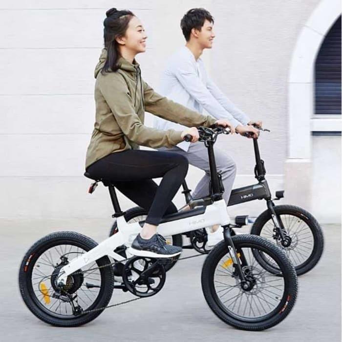 Jual Xiaomi HIMO C20 Sepeda Elektrik Lipat Smart Moped ...