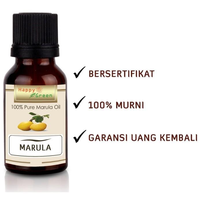 Foto Produk Happy Green Marula Oil - Minyak Marula 100 Murni Natural dari Tas Import Collections
