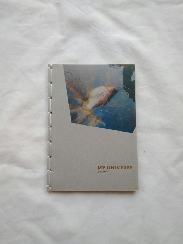 Foto Produk Baybay My Universe Buku Foto Photobook dari Unobtainium