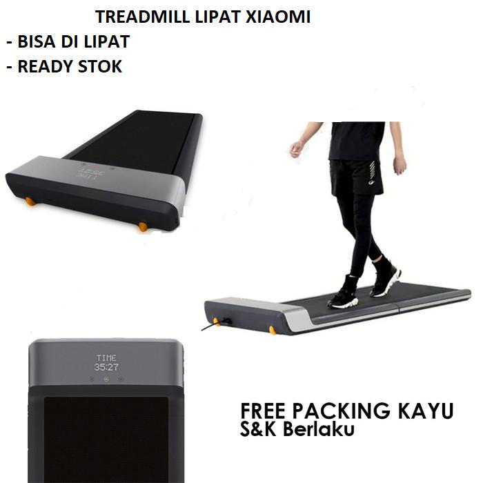 Jual Xiaomi Treadmill Lipat Xiaomi Youpin Folding Walking