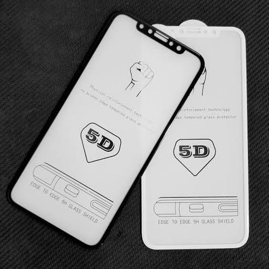 Foto Produk Tempered Glass 5D Iphone X dari smartphonemall
